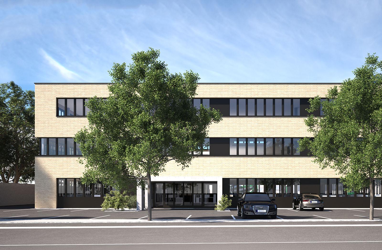 Betriebsgebäude Gebr. Hilti AG